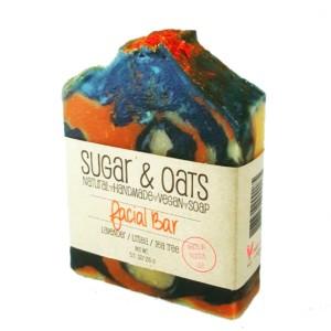 Premium Facial Clarifying Detox Soap