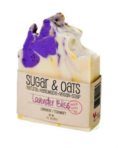 Vegan Lavender Baby Soap