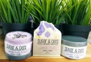 Lavender Bliss Gift Set