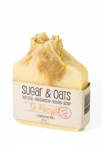 Marigold Kombucha Soap